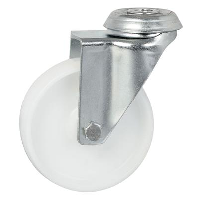 100mm Swivel Bolt Hole Castor